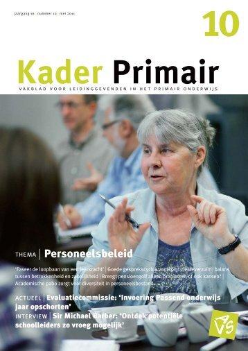 Kader Primair 10 (2010-2011).pdf - Avs