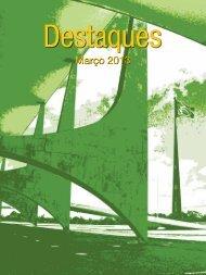 Caderno Destaques Março/2013 - Ministério do Planejamento ...