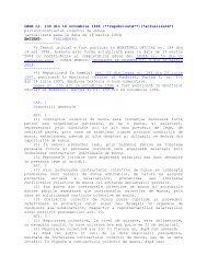 privind contractul colectiv de munca - ITM Sibiu