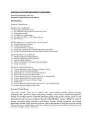 2010 yılı uyum raporu - Zorlu Enerji