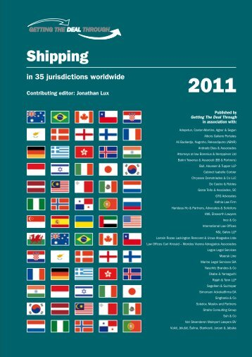 Shipping - Ince & Co