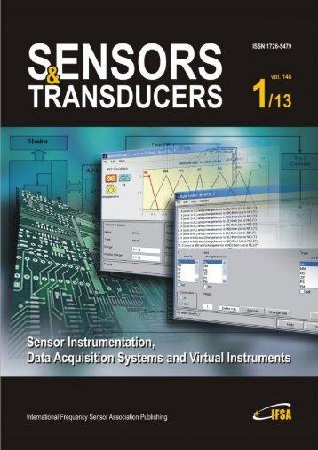 Sensors & Transducers - International Frequency Sensor ...