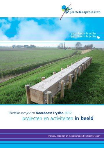 Projectenbrochure 2012 - Netwerk Platteland