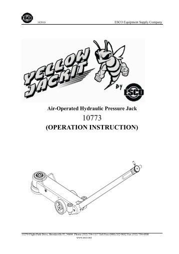 gardner denver hydrapak installation instructions