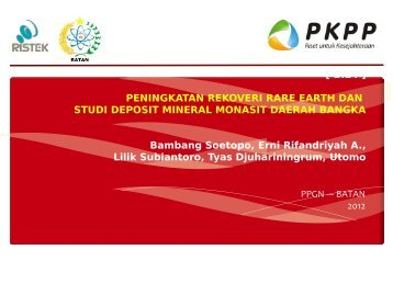 Presentasi Evaluasi B.24 - PKPP