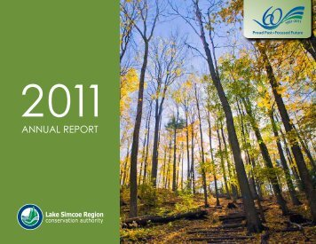 annual_report_20 11.pdf - Lake Simcoe Region Conservation ...