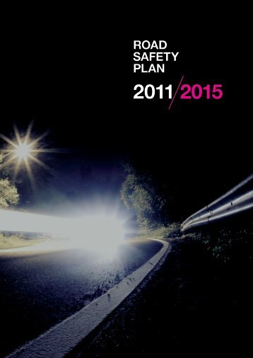 Joint Road Safety Plan - The Moray Council