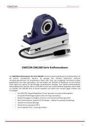 OWECON OWC-110 Ultraschall ... - Owecon.com