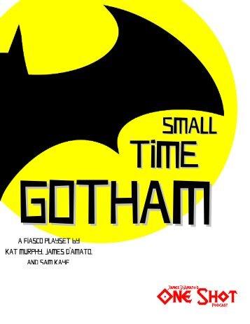 Small-Time-Gotham