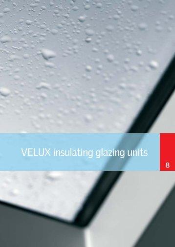 VELUX insulating glazing units