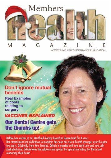 December 2007 Edition - Westfund