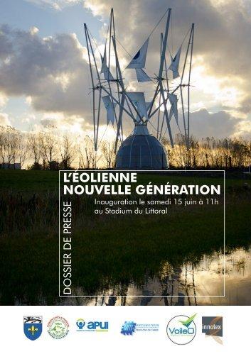 NOUVELLE GÉNÉRATION L'ÉOLIENNE - Ville de Grande-Synthe