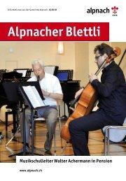 Alpnacher Blettli