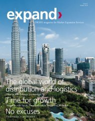 Client magazine - DKSH Vietnam