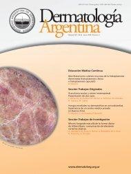 Educación Médica Continua - Sociedad Argentina de Dermatología