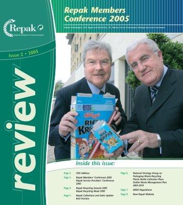 Issue 2, 2005 - Repak