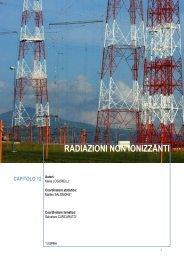 12. Radiazioni non ionizzanti - Annuario dei dati ambientali - Ispra