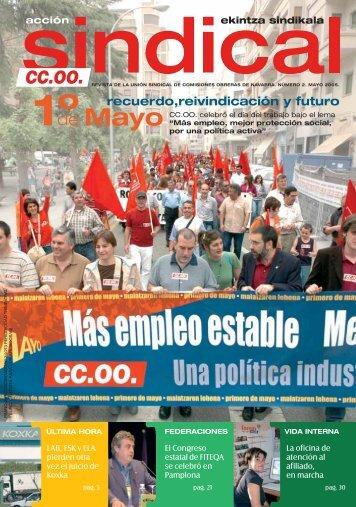 Ver publicación - Comisiones Obreras de Navarra - CCOO