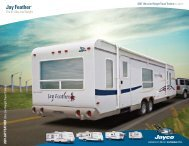 Jay Feather™ - Jerry's Trailers & Campers