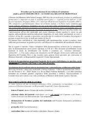 Uso Terapeutico di medicinale - Azienda Ospedaliera Santi Antonio ...