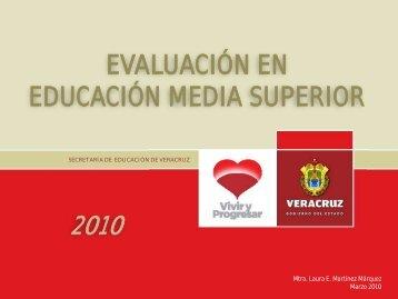 Evaluacion Docente Veracruz_OCDE_09 - Unidad de Planeación ...