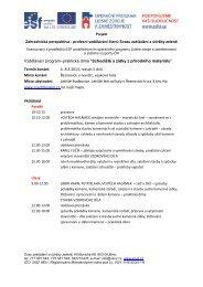 4.-8.3.2013 - Svaz zakládání a údržby zeleně