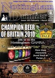 Feb/Mar 2011 PDF - Nottingham CAMRA