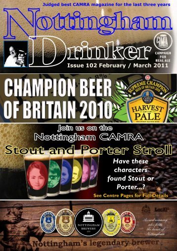 Feb/Mar 2011 PDF - Nottingham CAMRA