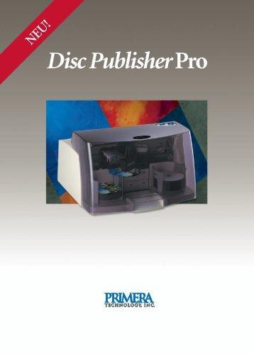 Disc Publisher Pro - Zenon