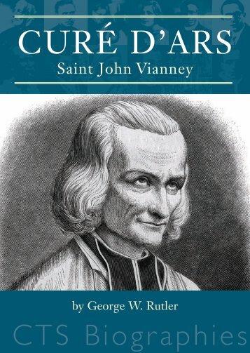 CURÉ D'ARS - Ignatius Press
