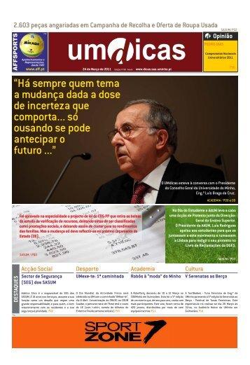 UMdicas ed. 90.cdr - UMdicas - Universidade do Minho