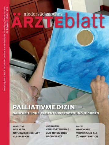 palliativmedizin – - Hannoversche Ärzte-Verlags-Union