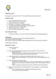HPRD Midtjyske Kreds referat 290413