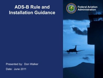 ADS-B Rule & Installation Guidance-Tuesday Track1.pdf