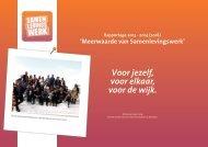 Rapportage-Samenlevingswerk-2013-2014-2018