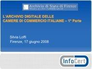 Prima parte - Fondazione Rinascimento Digitale