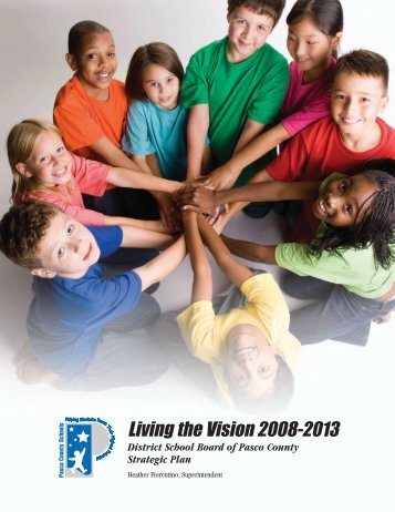 Strategic Plan - Pasco County Schools