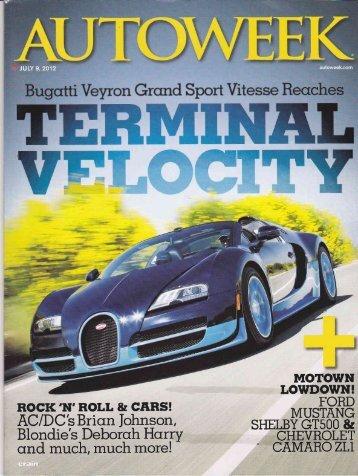 iVeyron Grand Sport Vitesse Re - United States Touring Car ...