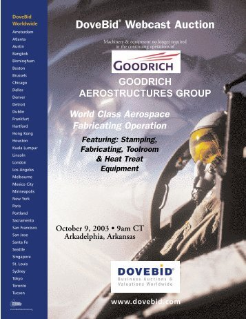 Goodrich Virtual Brochure