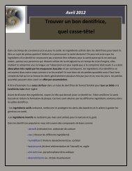 Avril 2012 - Art Dentaire Global