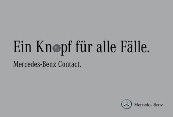 Mercedes-Benz Contact.