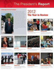 The President's Report - UofL Blog