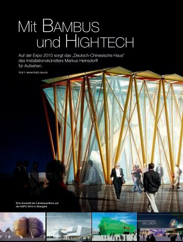 natur + kosmos NK magazine | 05.2010 | PDF German - Heinsdorff ...