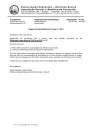 Turmas 8: Intercâmbio (.pdf) - Escola Alemã Corcovado