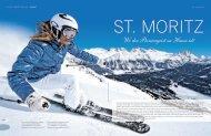 Wo der Pioniergeist zu Hause ist! - St. Moritz Deluxe