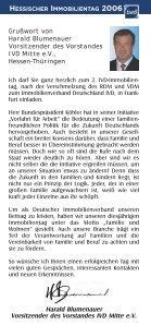 Hessischer Immobilientag 2006 des IVD - Seite 2