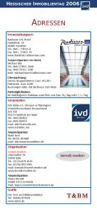 Hessischer Immobilientag 2006 des IVD - Seite 6