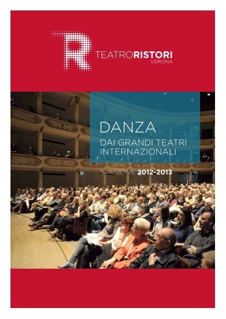 leggi e scarica il programma di sala - Teatro Ristori