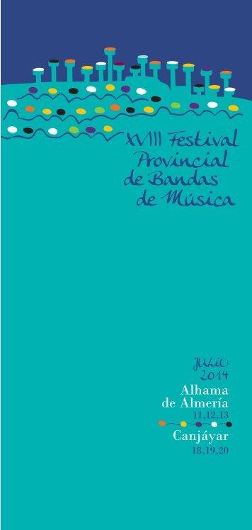 XVIII+Festival+Provincial+de+Bandas+de+Música