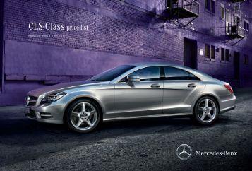 Download a class catalogue pdf mercedes benz brunei for Mercedes benz s class price list